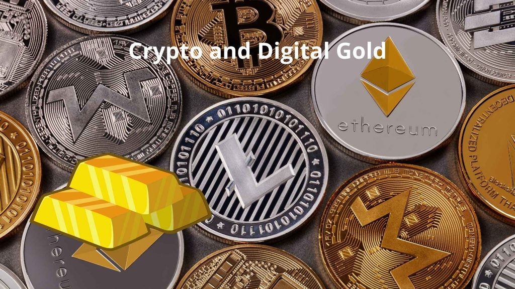 Crypto Has Chance of Becoming Digital Gold