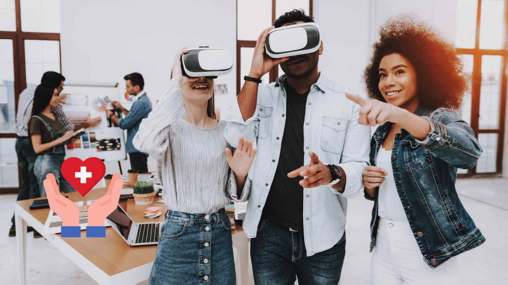 Virtual Reality in Healthcare: The Future of MedTech