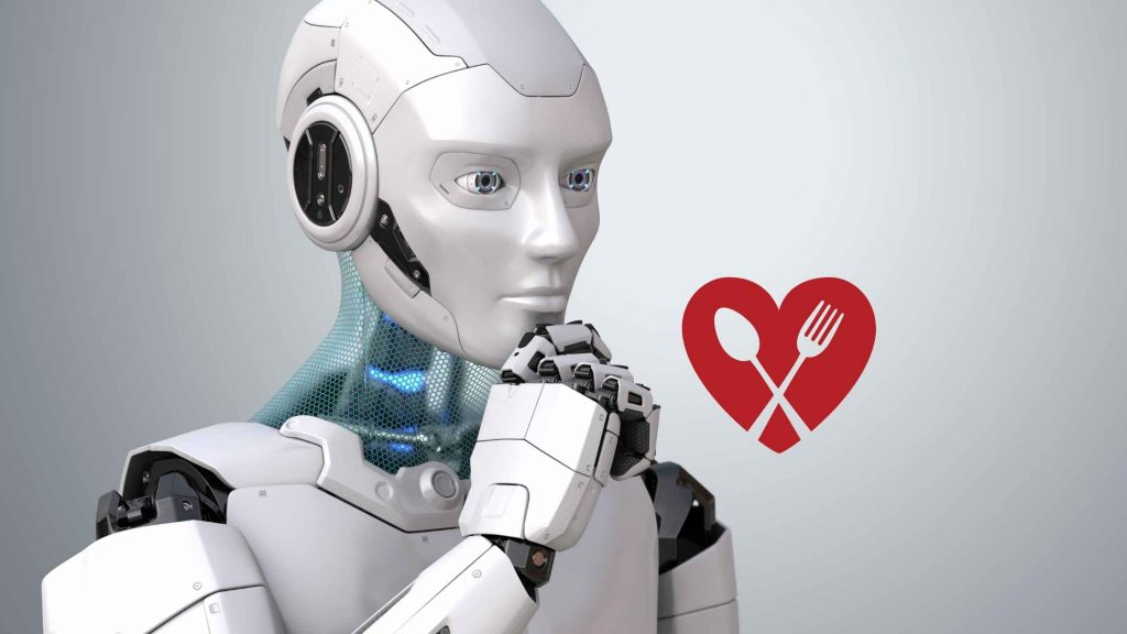 In the Future, Robots Will Farm and Make Your Food