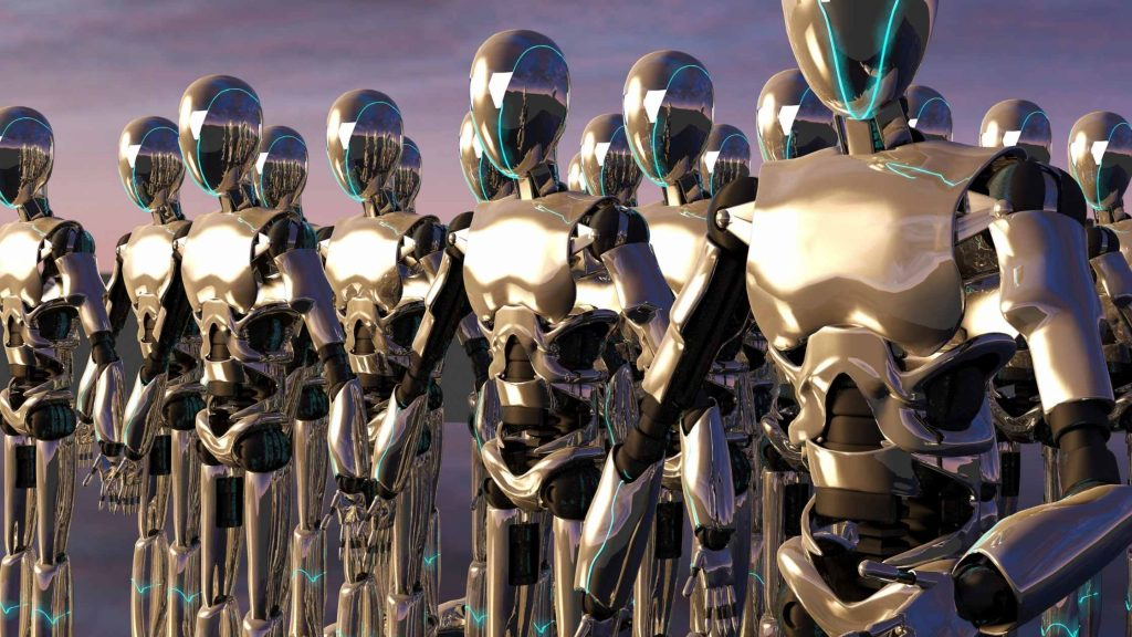 Military Robots and the Future of Warfare