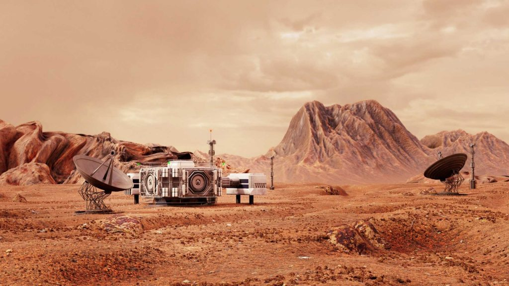 Mars Perseverance Rover and the Future Colonization of Mars