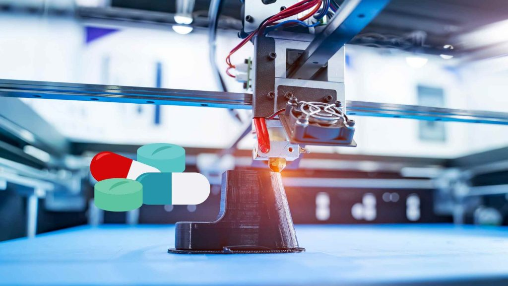 3D Printing Is Going To Transform Medicine