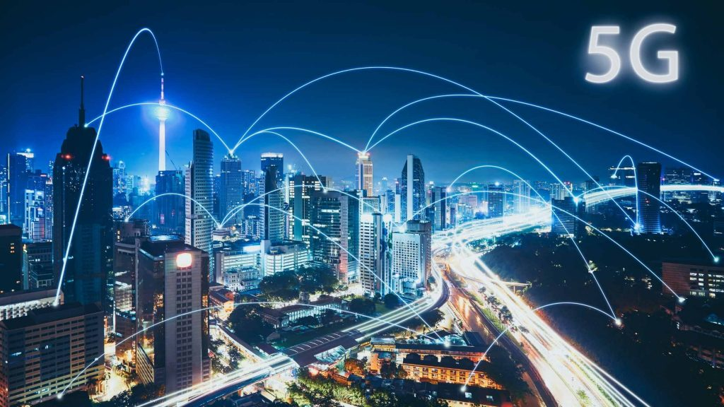 How 5G Will Power the Smart Factory of the Future
